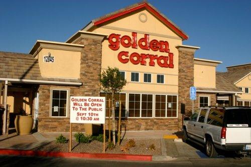 Golden Corral Buffet Dining Joins California Restaurants